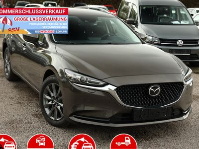 gebraucht Mazda 6 Kombi 2.0 145 Aut. LED Nav HUD PDC in Kehl
