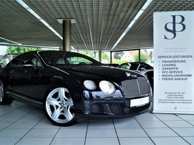 gebraucht Bentley Continental GT 6.0 W12 MEMORY/TV/KAMERA/KEYLESS