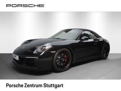 gebraucht Porsche 911 Carrera GTS 991 Cabriolet 3.0 BOSE LED PDLS+