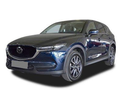 gebraucht Mazda CX-5 2.2 SKYACTIV-D 175 Sports-Line AWD Automatik (Navi