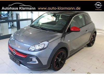 gebraucht Opel Adam Rocks 1.4 PDCv+h Multif.Lenkrad RDC Klimaautom SHZ