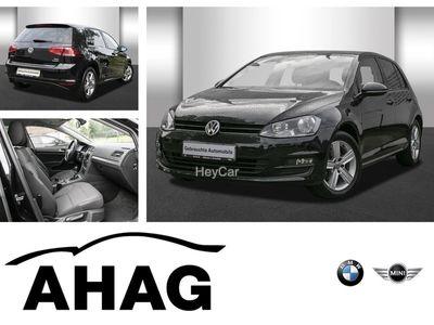 gebraucht VW Golf 1.6 TDI BMT Comfortline LaneSideAssist Servotronic APS Klimaautomatik PDC MP3 Schn.