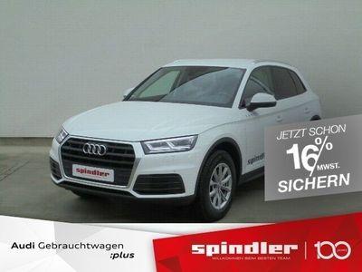 gebraucht Audi Q5 basis 2.0 TDI / MMI-Navi, LED-Scheinwerfer