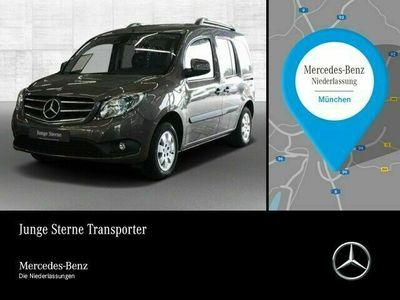 gebraucht Mercedes Citan 111 CDI Tourer EDITION Lang+Klima+6d-Temp
