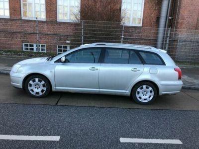 gebraucht Toyota Avensis Kombi 2.0 Sol***1-Hand***Modell 2005***