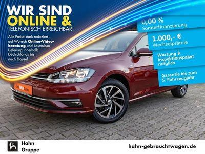 gebraucht VW Golf VII 1.0TSI Join Navi Sitzh Climatr Einparkh