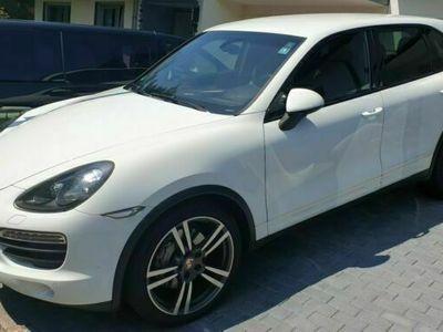gebraucht Porsche Cayenne S Tiptronic S Luftfederung/AHK