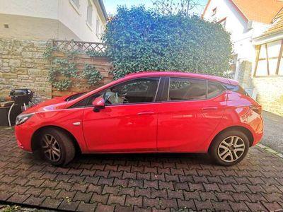 gebraucht Opel Astra 1.4 ECOTEC CNG Edition