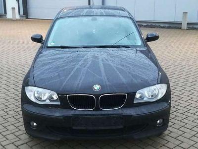 gebraucht BMW 118 d Lim. (E81/E87)