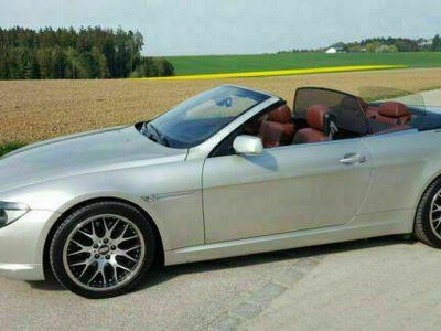 gebraucht BMW 630 Cabriolet