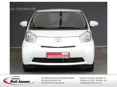 gebraucht Toyota iQ 1.0 *Klima*Navi*Bluetooth*LMF*EFH*ZV*