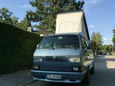 gebraucht VW T3 VWmit Aufstelldach, H-Kennzeichen und V6