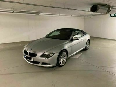 gebraucht BMW 635 Cabriolet d (E64) LCI