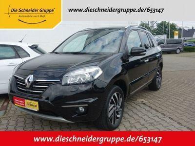 gebraucht Renault Koleos dCi 150 4x4 Night & Day PDC XENON KLIMA