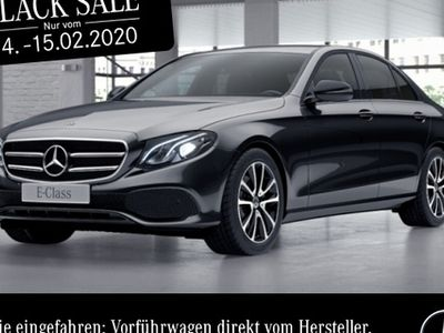 gebraucht Mercedes E220 4Matic AMG Line Head up Display Comand Wides