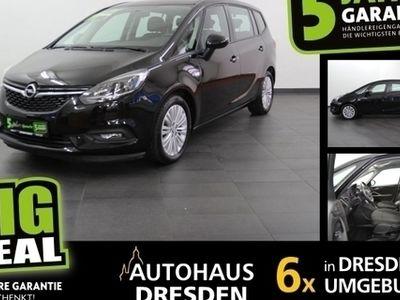 gebraucht Opel Zafira 1.4 Turbo Business Edt. *7-Sitzer*Navi*