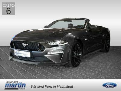 gebraucht Ford Mustang GT 5.0 Convertible SITZBELÜFTUNG ACC EU6