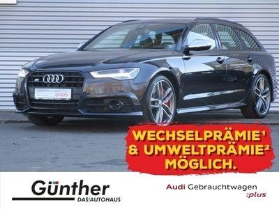 käytetty Audi S6 Avant 4.0 TFSI QUATTRO+PANORAMA+AHK+MATRIX+STANDHEIZUNG+