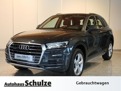 gebraucht Audi Q5 design 2.0 TFSI quattro 185 kW (252 PS) S tronic