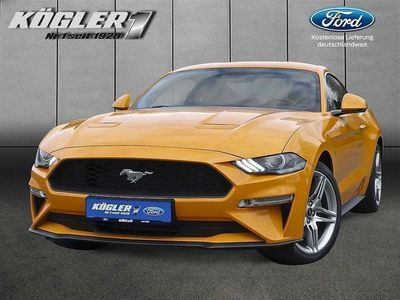 gebraucht Ford Mustang Fastback 2.3 Aut. /dt. Modell -8%*