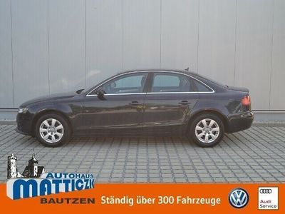 gebraucht Audi A4 Limousine 2.0 TDI Automatik AHK/AMBIENTE/XENO