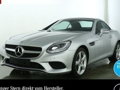 gebraucht Mercedes 200 SLCPano Airscarf Totwinkel PTS Sitzh