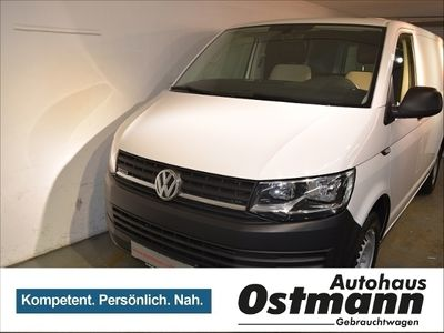 gebraucht VW Transporter T6Kasten-Kombi 4Motion Klima*Navi