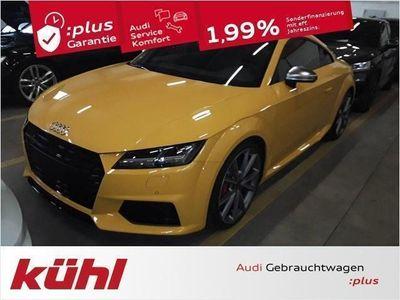 gebraucht Audi TTS Coupé 2.0 TFSI Q S tronic Matrix 20 Zoll DAB