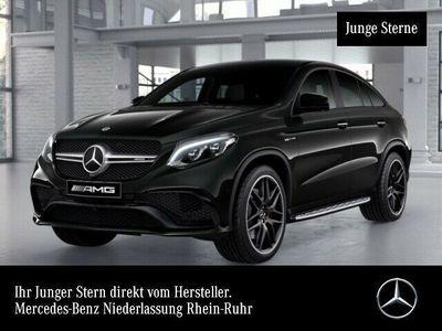 gebraucht Mercedes GLE63 AMG AMG S Cp. 4M Driversp Perf-Lenk 360°