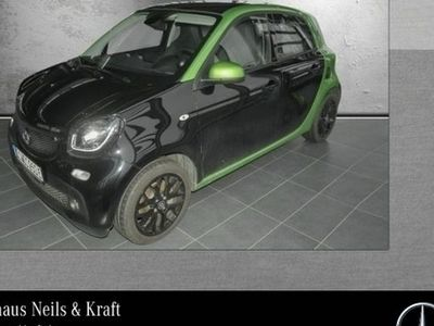 gebraucht Smart ForFour Electric Drive prime+Cool u. Media+Pano.