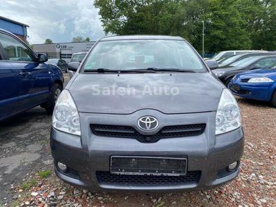gebraucht Toyota Corolla Verso 1.8 Executive Automatik 7 Sitzer