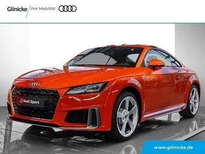 gebraucht Audi TT Coupe 45 TFSI quattro 2.0 EU6d-T S line Leder LED Navi Fernlichtass. PDCv+h