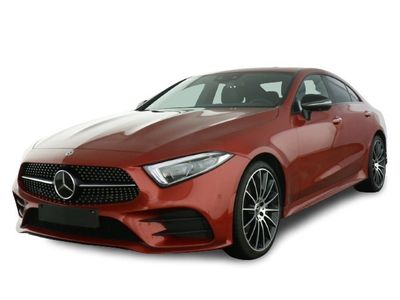 gebraucht Mercedes CLS350 d 4Matic AMG Line Night Fahrassistenz AHK