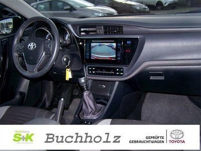 gebraucht Toyota Auris Touring Sports 1.2 Turbo Touring Sports De