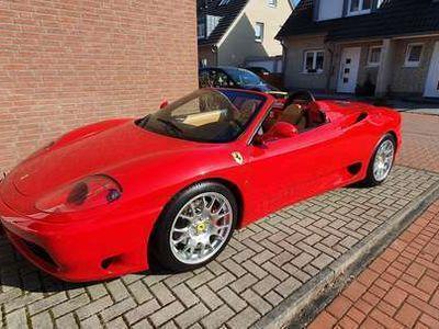 gebraucht Ferrari 360 Spider F1