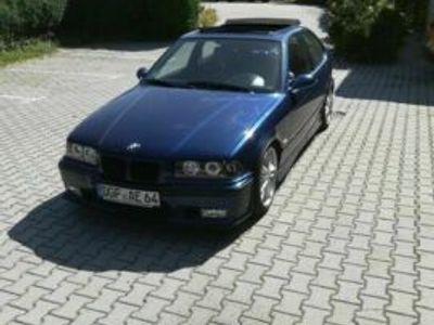 gebraucht BMW 323 Compact E36 TI Faltdach M Paket