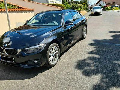 gebraucht BMW 435 Gran Coupé LED, Navi, Klima, abn.AHK, Leder