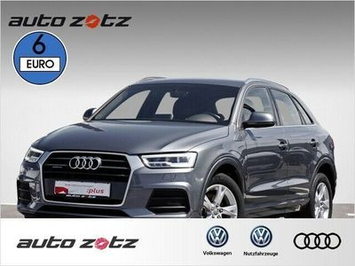 gebraucht Audi Q3 sport 2.0TDI quattro Navi, LED, Standheizung, A