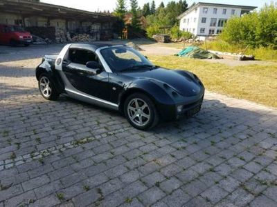 gebraucht Smart Roadster Cabrio 82 PS