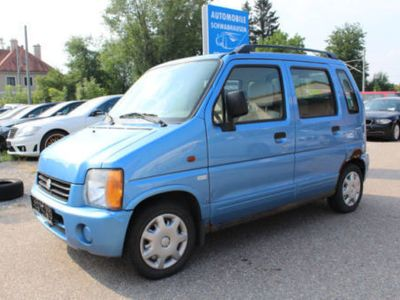 brugt Suzuki Wagon R+ 1.2 GL, Klima
