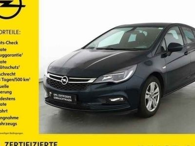 gebraucht Opel Astra 1.4 Turbo Aut. ON+Navi+Kamera+AGR+PDC
