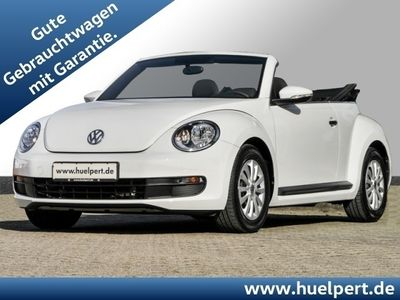 gebraucht VW Beetle Cabriolet 1.2 TSI BMT CLIMATIC WINDSCHOTT