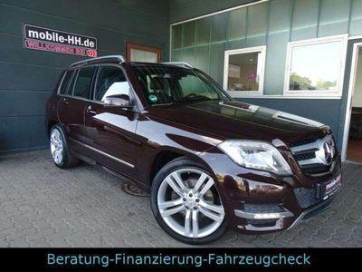 gebraucht Mercedes GLK350 4x4 *PANORAMA*SPORTPAKET*NAVI*LED*-20''