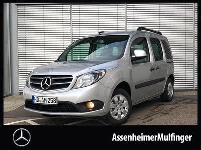 gebraucht Mercedes Citan 111 Tourer **Navi,Kamera,Bluetooth,Sitzh.