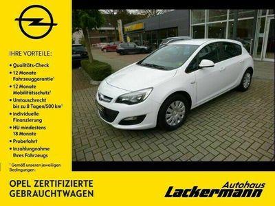 gebraucht Opel Astra Selection 1.6 CDTI Multif.Lenkrad+Tempomat