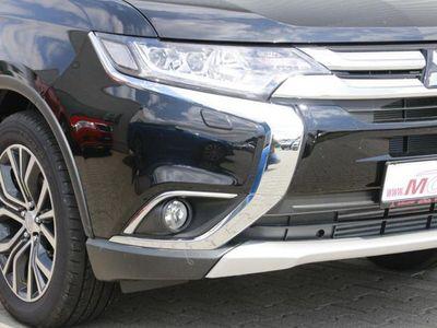 gebraucht Mitsubishi Outlander Top 2.2 Diesel Automatik...