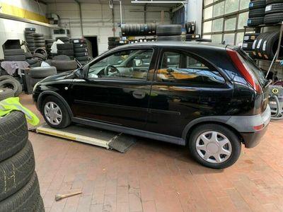 gebraucht Opel Corsa C TÜV neu