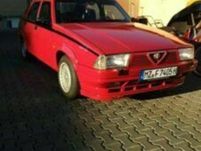 gebraucht Alfa Romeo 75 1.8 turbo als Limousine in Budenheim