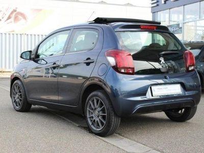 gebraucht Peugeot 108 Active TOP Faltdach Klima