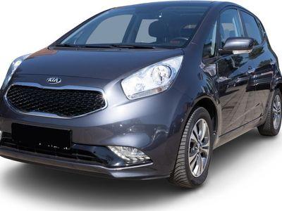 gebraucht Kia Venga Venga1.6 CWT Platinum Edition 6-Gang autom.